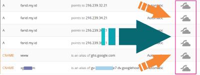 Mengatasi Error redirect ke domain TLD